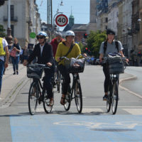 Designing for Cyclists