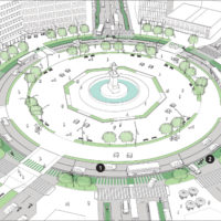 Complex Intersection: Improving Traffic Circles