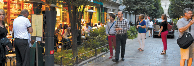 Designing Streets for People