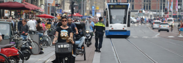 Designing Streets for Great Cities