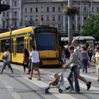 Comparing Street Users